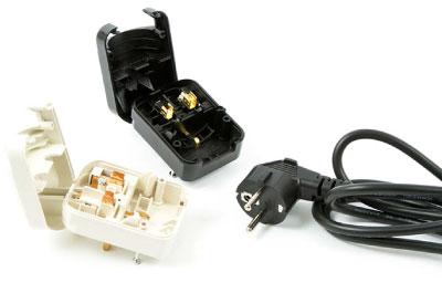 European To UK Plug Adapters