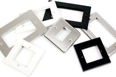 Frames & Backboxes