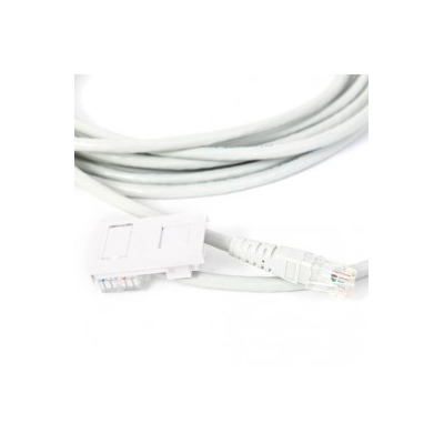 CAT 6 Euro Module. 1 to 10 Metres