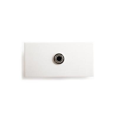 White 3.5mm Solder Euro Module. 25x50mm