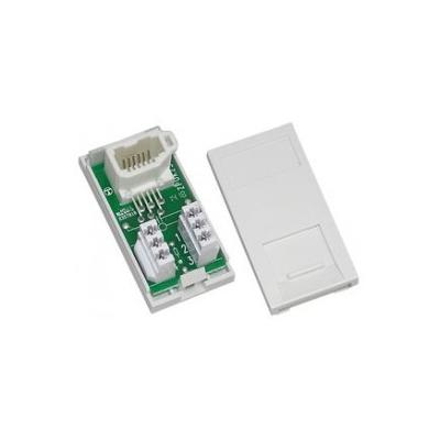 White BT Secondary Euro Module. 25x50mm