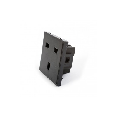 UK 13A Socket Power Euro Module