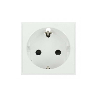 16 Amp European Power Socket Euro Module
