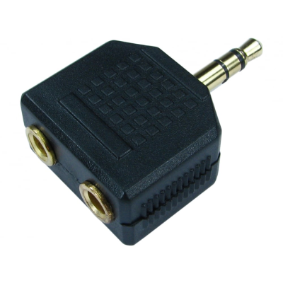 3.5mm Stereo Splitter Adaptor