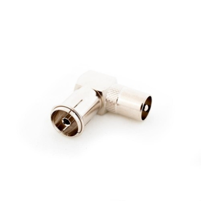 TV Right Angle Adaptor - Male / Female