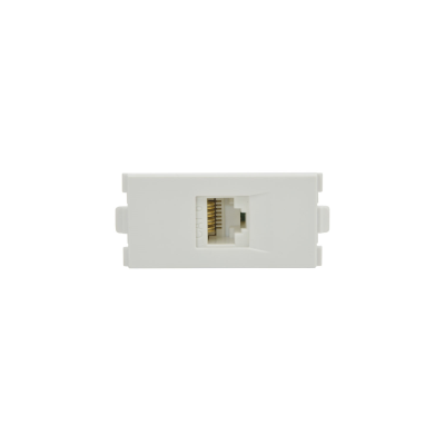 AV Link Module: Cat 6 Euro Module