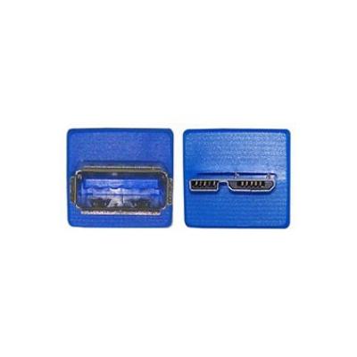 A Female to Micro Male 3.0 USB Adaptor