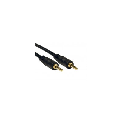 Shielded 3.5mm Stereo Audio Cable
