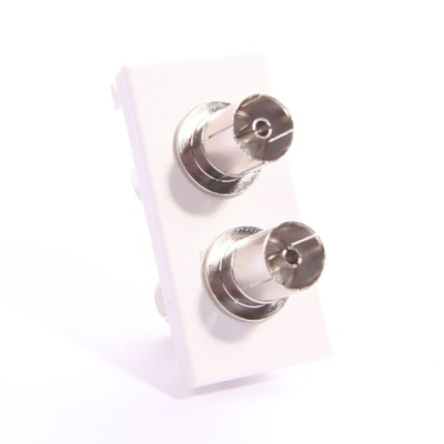 Twin TV Plug and Play Euro Module