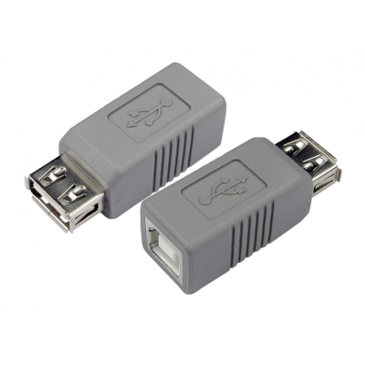 USB 2.0 Coupler - Type A (F) to Type A (F)