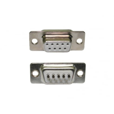 D9 Female Socket Connector (Solder Type)