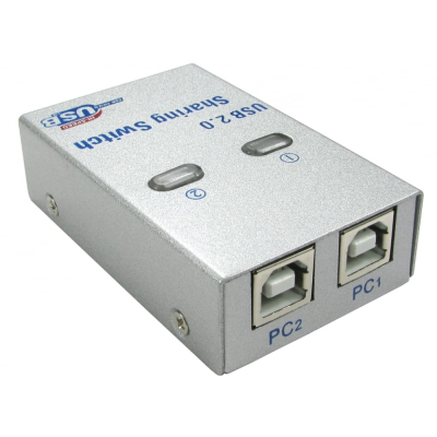USB 2 Port Share Switch (USB 1.1)