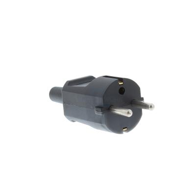 Rewireable European Plug. 16A CEE7/7