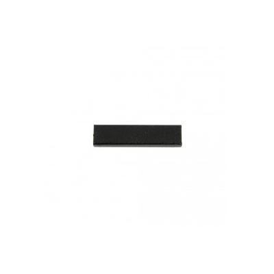 Black 12.5 x 50mm Blank Euro Module.