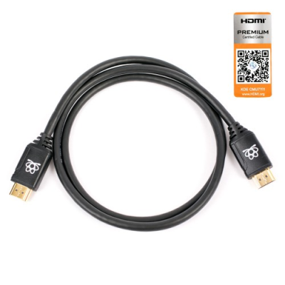 2 Metre Premium HDMI Cable. True 4K2K