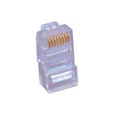 RJ45 Connector (8P8C) - Unshielded