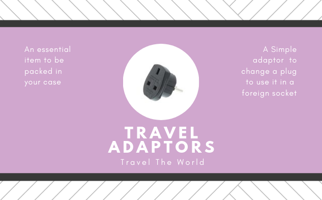 Travel Plugs