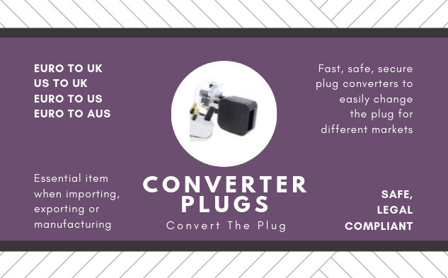 Converter Plugs