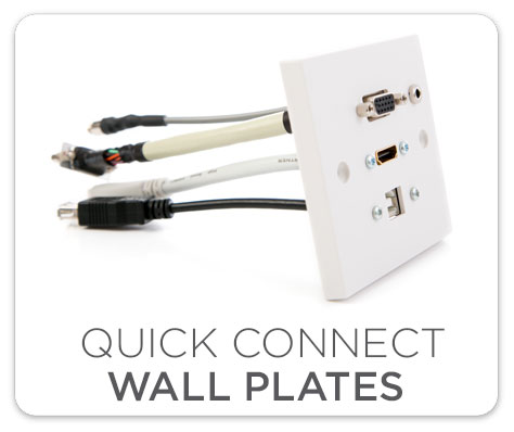 Marvelous Av Wall Plates Euro Modules And Hdmi Cables Euronetwork Ltd Wiring Database Ilarigelartorg