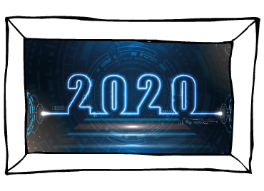 What big changes can we expect to see in the technology industry in 2020?