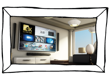 How can an AV installation in your home change your day-to-day life?