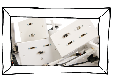 What you need to know about AV wall plates before installation