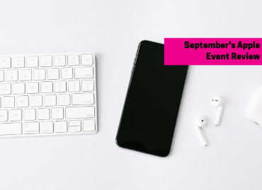 Highlights of September's Apple event