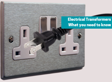 When might you need an electrical transformer?