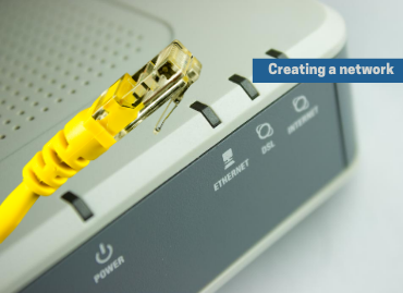 Two of you working from home – you might need an ethernet splitter