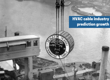 Huge growth predicted for the European HVAC cables industry