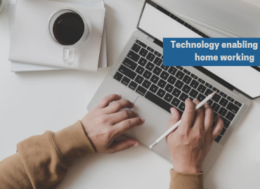 Technology that makes working from home easier