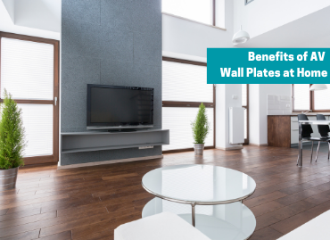 What are the benefits of wall plates in your home?