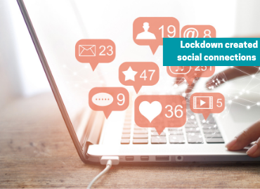 Beat the lockdown – how tech can help you to stay social
