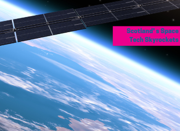 Scotland's space tech sector skyrockets with landing of Celestia UK