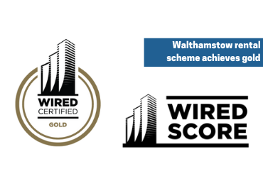 Walthamstow rental scheme achieves gold standard for digital connectivity